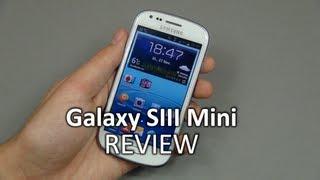 Review: Samsung Galaxy S3 Mini   SwagTab