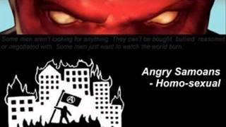 Angry Samoans - Homo-sexual
