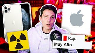 Los Celulares de Apple y Samsung tienen Radiacion!!-Wefere NEWS