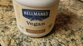 Hellmann's Vegan Mayonnaise Review! Is it Good?