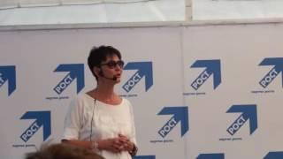 Ирина Хакамада рассказала про современные ценности и наше ближайшее будущее