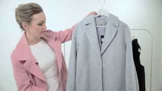 How to wear spring coats