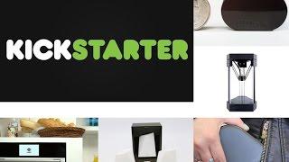 Лучшие проекты KickStarter 19.11