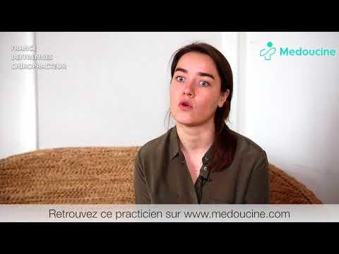 ☯️ Pourquoi l'OSTÉOPATHIE est plus connu que de CHIROPRAXIE ? Selon France Deffrennes ☯️