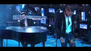 Wiz Khalifa & Charlie Puth Performs 'See You Again' on NYE 2016