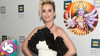 Katy Perry BLASTED For Posting Offensive Picture Of Hindu Goddess