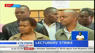 Lecturers' strike in public universities enters the second day