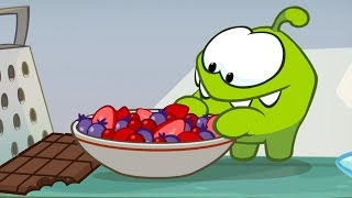 Om Nom Stories - Sweet Recipe | Cut The Rope | Funny Cartoons For Kids | Kids Videos