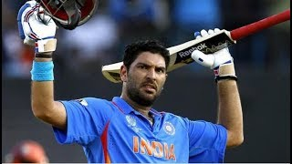 Glorious Yuvraj Singh says good bye to cricket | A look at his career