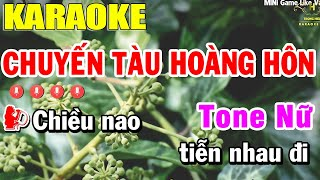 chuyen-tau-hoang-hon-karaoke-tone-nu-nhac-song-trong-hieu