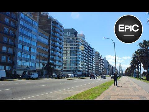 Punta Carretas, Pocitos & Buceo - Montevideo, Uruguay (HD)