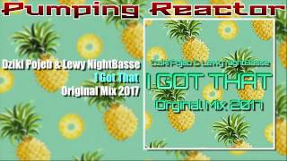 Dziki Pojeb & Lewy NightBasse - I Got That (Original Mix 2017)