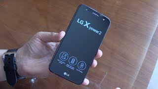 LG X Power 2 Unboxing and Hands-on | English