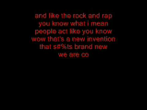 Linkin Park High Voltage Lyrics