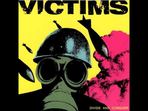 VICTIMS - Your Life Is Red online metal music video by VICTIMS
