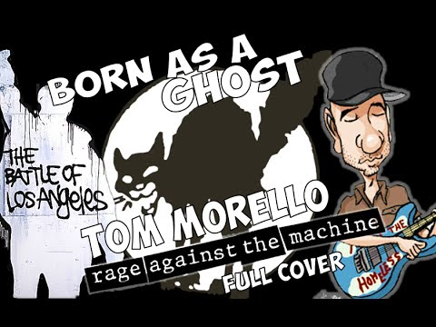 Born as ghost  - Rage Against The Machine full cover