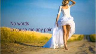 Bitter by Teddy Geger (with lyrics)