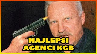 10 NAJLEPSZYCH AGENTÓW W KGB