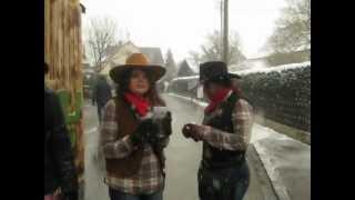 preview picture of video 'Faschingsumzug`13  v. Gablingen'
