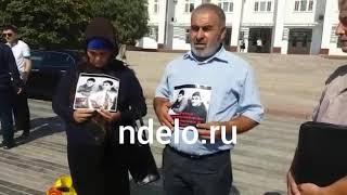 Обращение отца убитых братьев Гасангусейновых к президенту страны