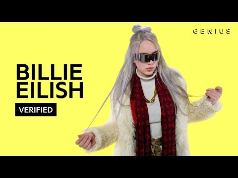 "Billie Eilish ""COPYCAT"" Official Lyrics & Meaning | Verified"