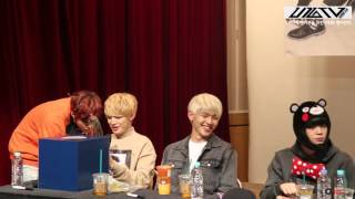 U10TV ep12 - 이[건] 여러분을 위한 [대]박 팬사인회