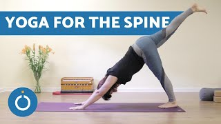 Yoga for the SPINE - Preventing Back Pain