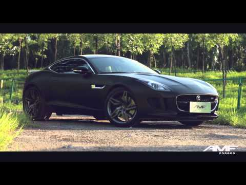 Jaguar F-Type AMF F201 WHEELS / RIMS