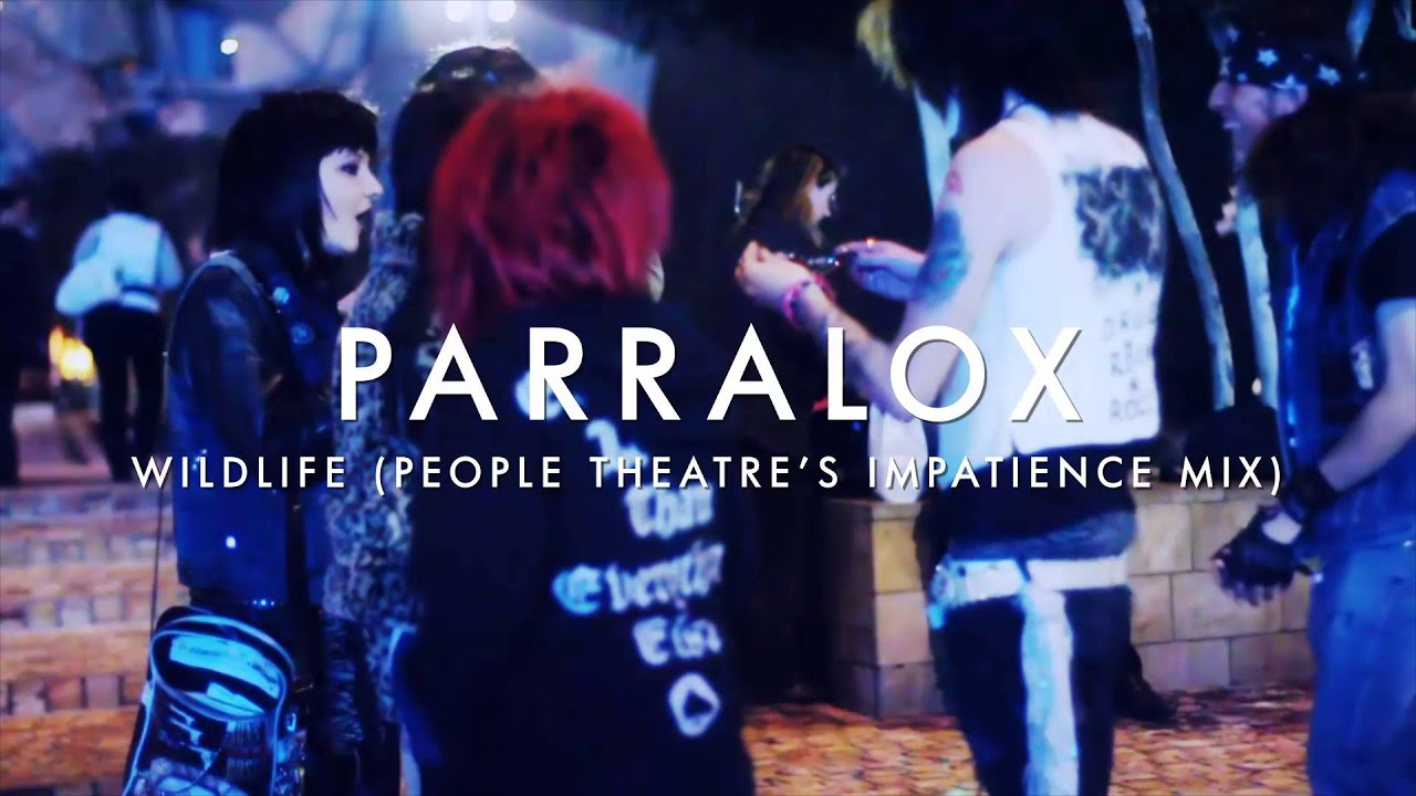 Parralox - Somebody II (People Theatre's Impatience Mix) (Music Video)