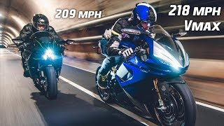 10 Fastest Road Legal Bikes In The World