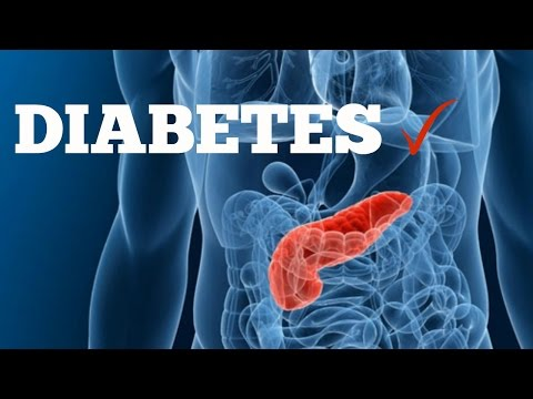 Régime alimentaire pour pancréatite à une exacerbation et le diabète sucré