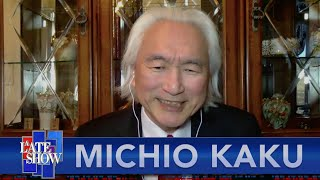 """""""The Mind Of God Is Cosmic Music"""" - Michio Kaku On The Importance Of String Theory thumbnail"""