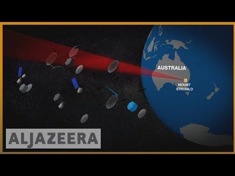 🇦🇺Space lasers to blast orbiting rubbish   Al Jazeera English