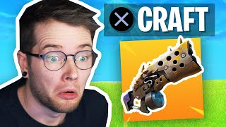 Playing Fortnite Season 6 for the first time..