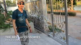preview picture of video '63 Stainless Review Slide Gate 001'