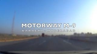 Karachi-Hyderabad Motorway M-9