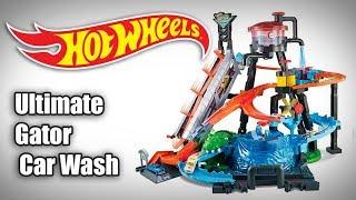 Hot Wheels Gator Car Wash Commercial Video Vui Nhộn Clip Hai Hước