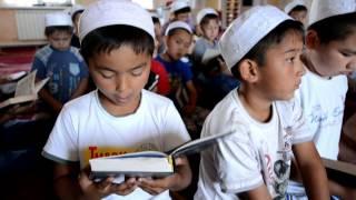 Муса читает Коран