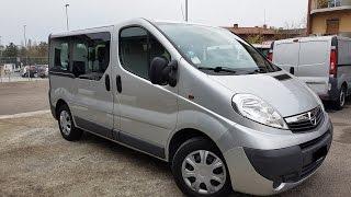 Opel Vivaro 2 0 Cdti 120cv 9posti Passenger