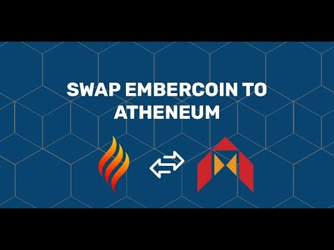 Swap Embercoin to Atheneum
