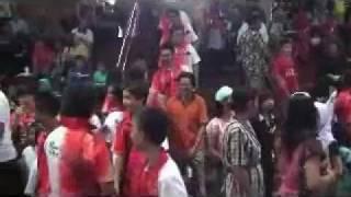 preview picture of video 'Majlis Hari Raya Terbuka YB Datuk Masidi Manjun & Keluarga 2011 - Video C'