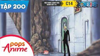 One Piece Tập 200 - Quyết Định Của Sanji Và Luffy - Kế Hoạch Tẩu Thoát Tuyệt Vời - Phim Hoạt Hình