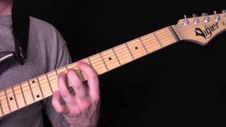 The Somberlain Guitar Lesson by Dissection