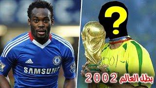 أشهر 10 لاعبين لن تصدق أنهم مازالوا يمارسون كرة القدم | 3 تجاوزوا ال41 عاما..!!