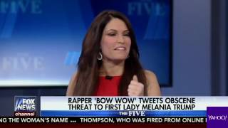 """Fox News Host Says The Secret Service should """"KILL"""" Rapper SNOOP DOGG and Bow Wow for Donald Trump V"""
