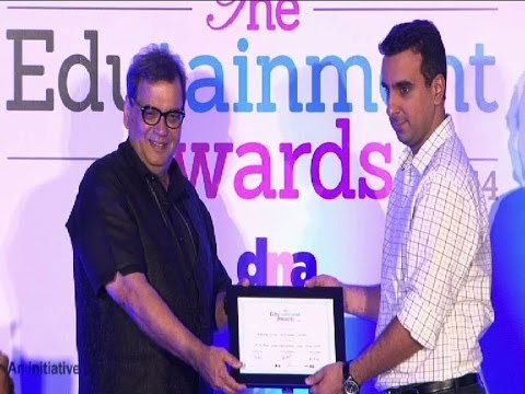 Subhash Ghai at Edutainment Awards Show - IANS India Videos