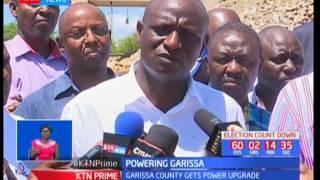 Projects roar to life as Kenya power light up Garissa town