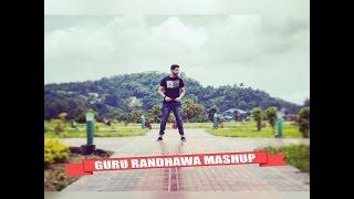 GURU RANDHAWA MASHUP || NITIN'S WORLD || FREESTYLE DANCE VIDEO || TU MERI RANI || PATOLA || SUIT ||