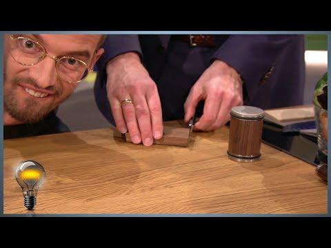 Rollschleifer - Messer schärfen leicht gemacht - Das Ding des Jahres