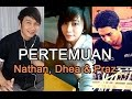 Download Video (Pertemuan) Nathan Fingerstyle, Dhea Puse Shakwa & Praz Eka (Rhoma Irama)